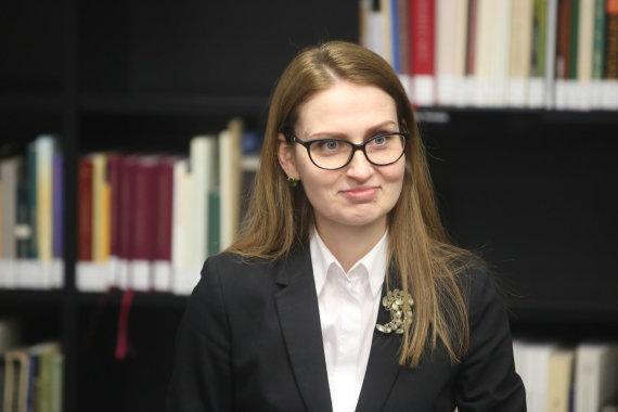 Vidmanto Balkūno / 15min nuotr./Rima Urbonaitė