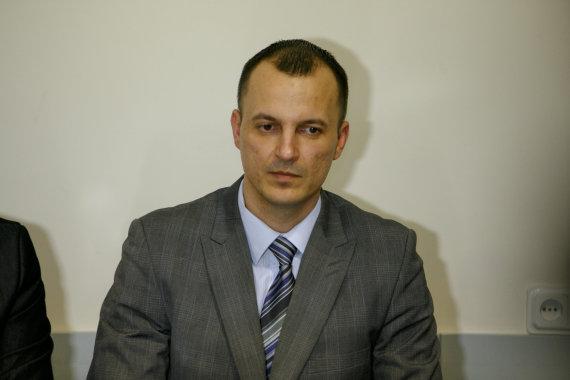 Eriko Ovčarenko / 15min nuotr./Kauno prokuroras Donatas Puzinas jau nušalintas nuo pareigų