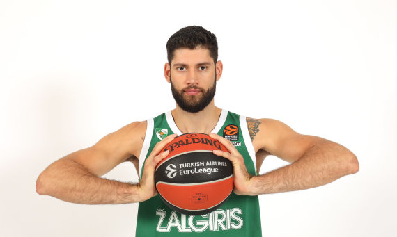 Getty Images/Euroleague.net nuotr./Patricio Garino
