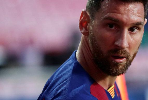 """Scanpix"" nuotr./Lionelis Messi"