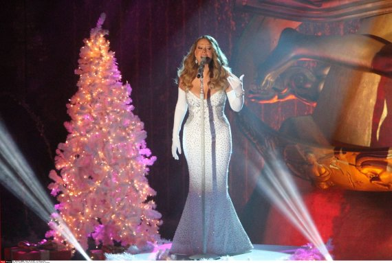 """Scanpix""/""SIPA"" nuotr./Dainininkė Mariah Carey"