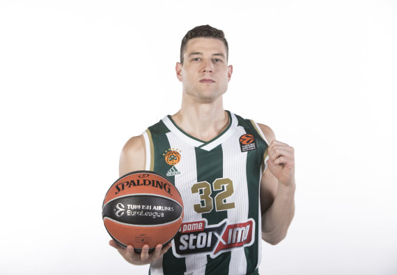 Euroleague.net nuotr./Jimmeris Fredette'as