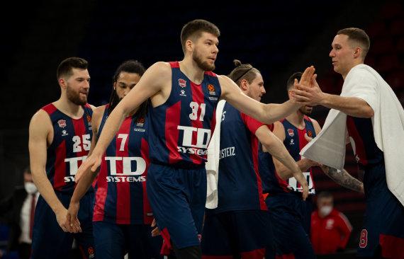 Getty Images/Euroleague.net nuotr./Rokas Giedraitis