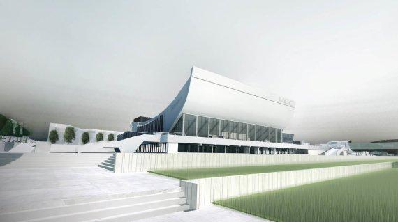 Vilniaus kongresų centro projektas