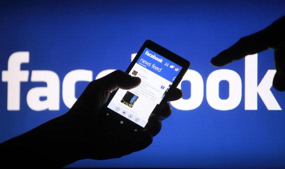 """Reuters""/""Scanpix"" nuotr./""Facebook"" laisvai dalinamasi melaginga informacija"