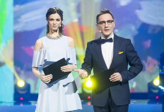 Luko Balandžio / 15min nuotr./Gerūta Griniūtė ir Andrius Rožickas