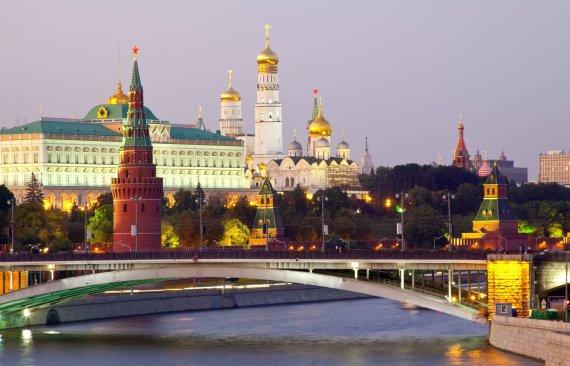 123rf.com nuotr. /Maskvos Kremlius