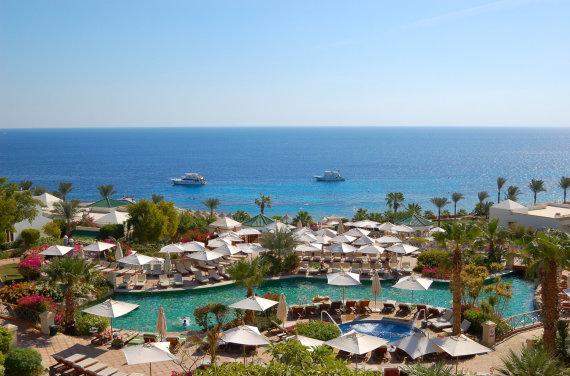 Shutterstock nuotr./Šarm aš Šeicho kurortas Egipte