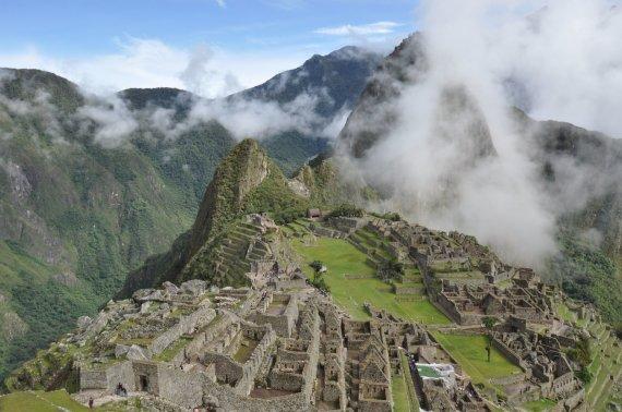 123rf.com nuotr./Maču Pikču, Peru