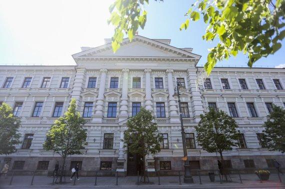 Irmanto Gelūno / 15min nuotr./Vilniaus apygardos teismo pastate yra KGB muziejus