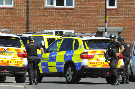 """Reuters""/""Scanpix"" nuotr./Anglijos policija."