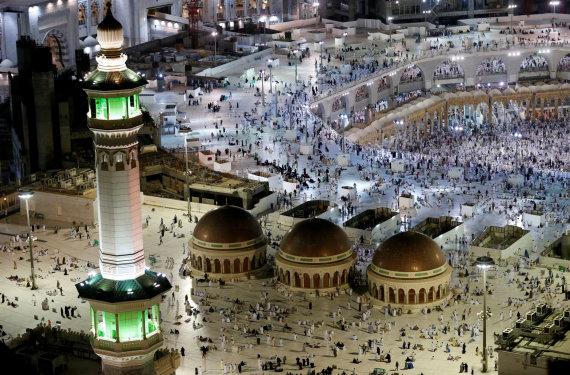 """Reuters""/""Scanpix"" nuotr./Meka Saudo Arabijoje"