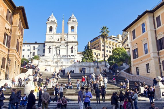 Ispanijos laiptai