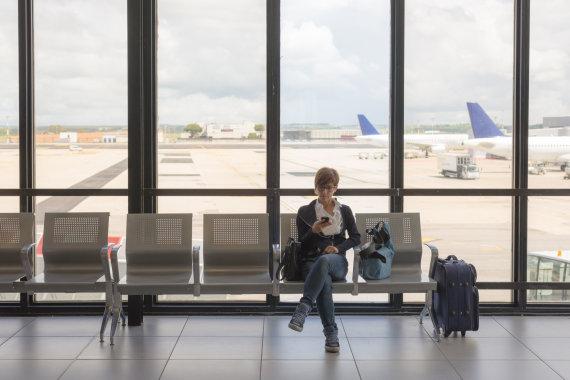 123rf.com nuotr./Nemokamas WiFi oro uostuose