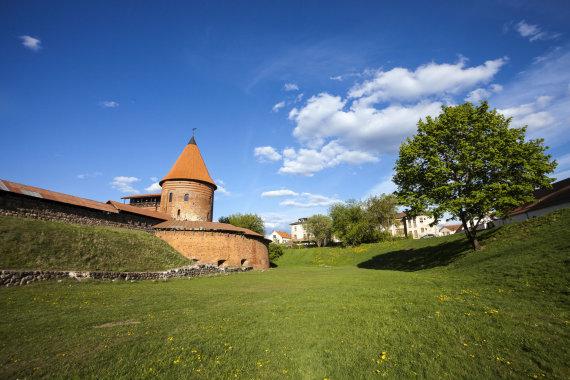 123rf.com nuotr./Kauno pilis