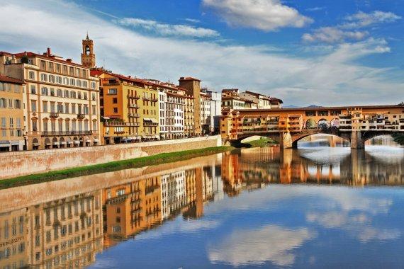 123rf.com nuotr./Florencija