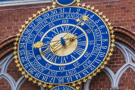 123rf.com /Astrologinis laikrodis