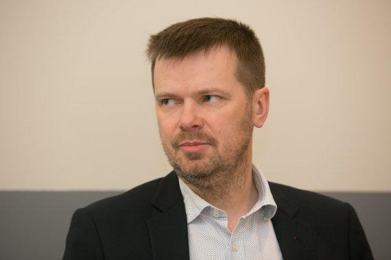 Juliaus Kalinsko / 15min nuotr./Kęstutis Gečas