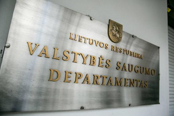 Juliaus Kalinsko / 15min nuotr./Valstybės saugumo departamentas