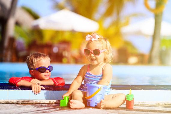 123rf.com nuotr./Kelionės su vaikais