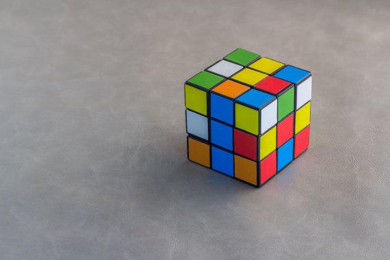 123rf.com nuotr. /Rubiko kubas