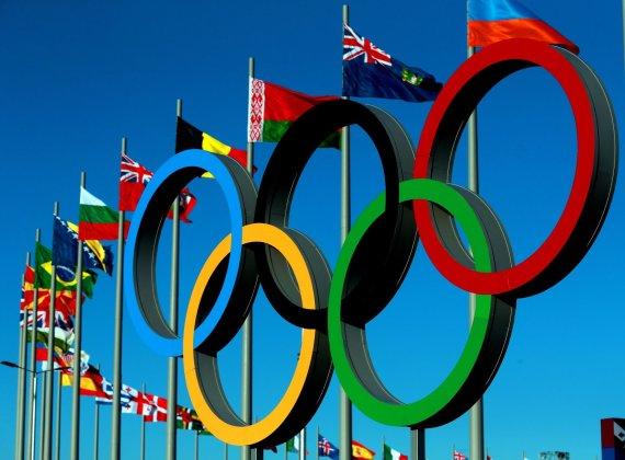 """""""Scanpix""""/""""PA Wire""""/""""Press Association Images"""" nuotr./Olimpinės žaidynės"""
