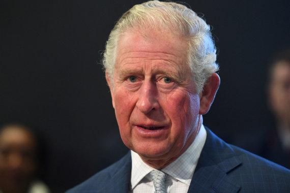 """Reuters""/""Scanpix"" nuotr./Velso princas Charlesas"