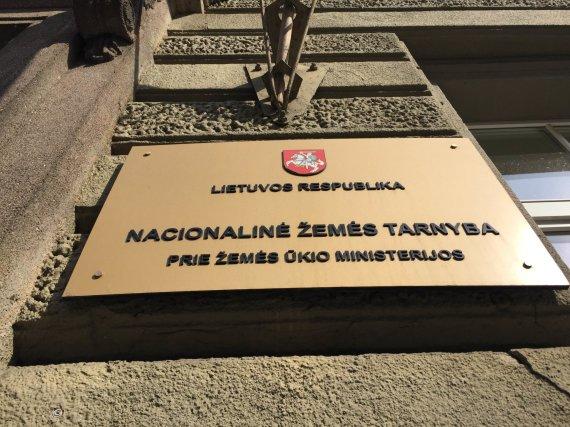 Juliaus Kalinsko / 15min nuotr./Nacionalinė Žemės Tarnyba
