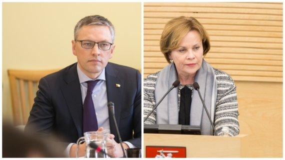 15min nuotr./Vytautas Bakas ir Rasa Juknevičienė