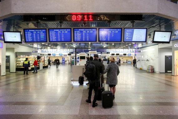 Vidmanto Balkūno / 15min nuotr./Vilniaus oro uostas