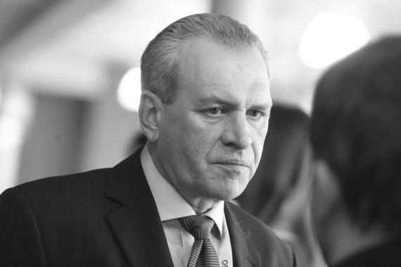 Juliaus Kalinsko / 15min nuotr./Aktorius ir režisierius Remigijus Sabulis