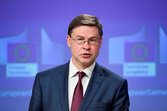 """Reuters""/""Scanpix"" nuotr./Valdis Dombrovskis"