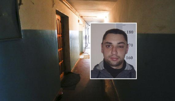15min.lt nuotr./Namas, kuriame gyveno ir slėpėsi iš areštinės pabėgęs Igoris Molotkovas