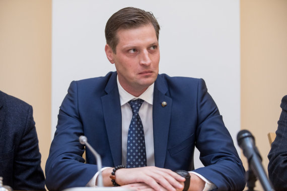 Juliaus Kalinsko / 15min nuotr./Kęstutis Mažeika