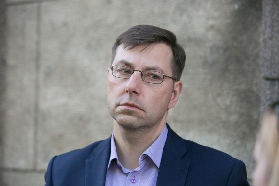 Juliaus Kalinsko / 15min nuotr./Gintaras Steponavičius