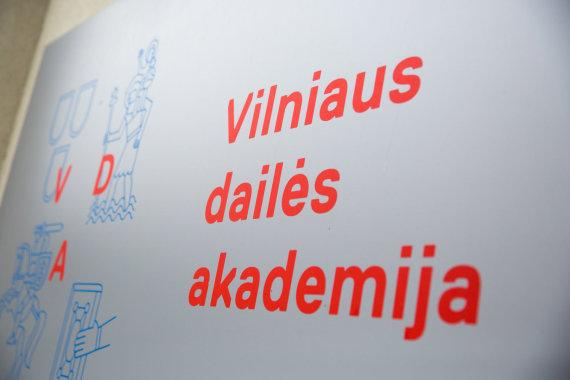 Juliaus Kalinsko / 15min nuotr./Vilniaus dailės akademija