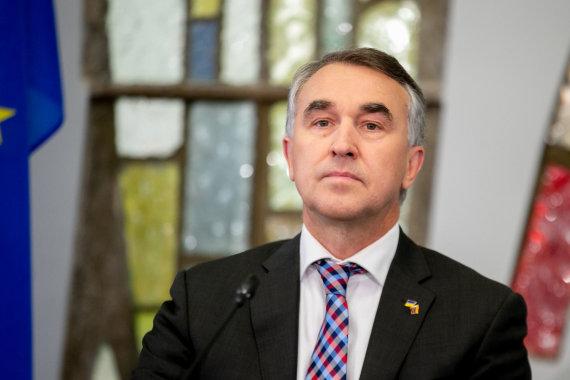 Vidmanto Balkūno / 15min nuotr./Petras Auštrevičius