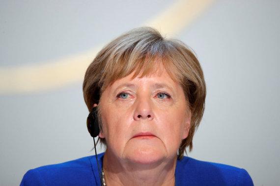"""Reuters""/""Scanpix"" nuotr./A.Merkel"