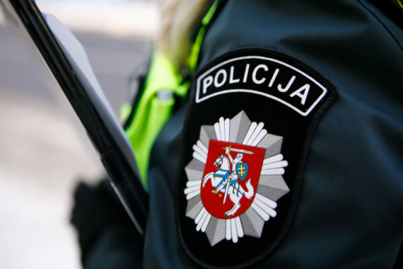 Eriko Ovčarenko / 15min nuotr./Policija