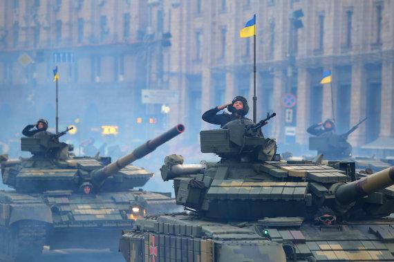 """""""Sputnik"""" nuotr./Ukrainos kariai"""