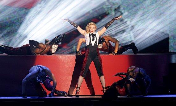 """Scanpix"" nuotr./Madonna"