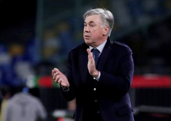 """Reuters""/""Scanpix"" nuotr./Carlo Ancelotti"