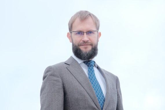 Asmeninio archyvo nuotr./Lietuvos finansų rinkų instituto vadovas Marijus Kalesinskas