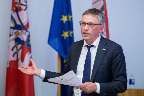 Žygimanto Gedvilos / 15min nuotr./Vytautas Bakas