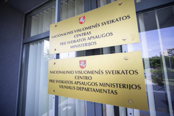 Luko Balandžio / 15min nuotr./Nacionalinis visuomenės sveikatos centras