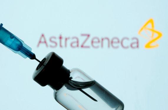 """Reuters""/""Scanpix"" nuotr./""AtraZeneca"" vakcina nuo koronaviruso"
