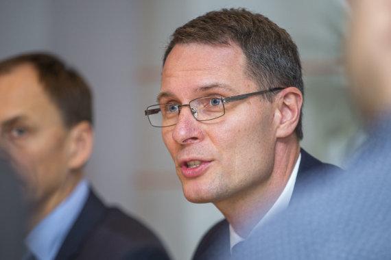 Roko Lukoševičiaus / 15min nuotr./Teisingumo ministerijoje vyko pasitarimas-diskusija dėl galimos dvigubos kokybės prekių