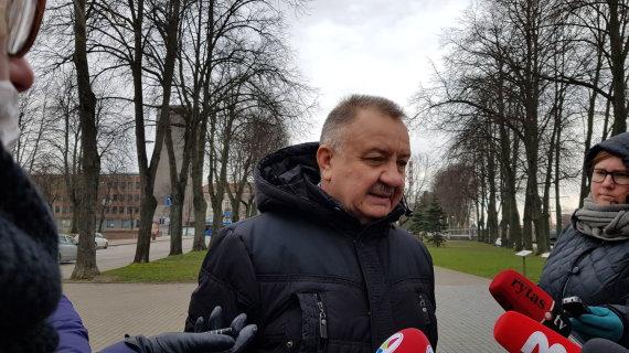 J. Andriejauskaitės / 15min nuotr./Vinsas Janušonis