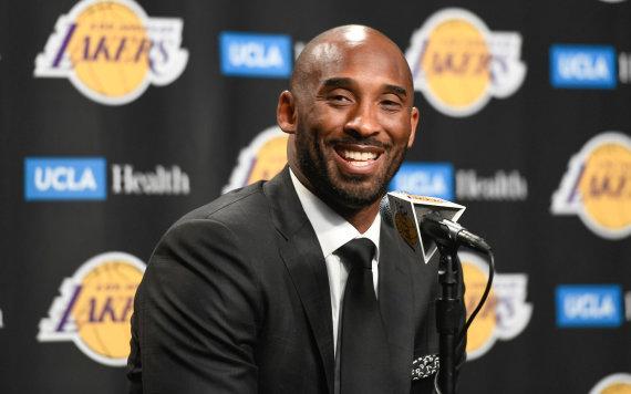 """Reuters""/""Scanpix"" nuotr./Kobe Bryantas"