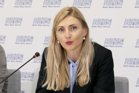 Valdo Kopūsto / 15min nuotr./Valstybės vaiko teisių apsaugos ir įvaikinimo tarnybos direktorė Ilma Skuodienė